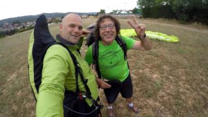 Fly with Xirli paraglding guiding pilots 2