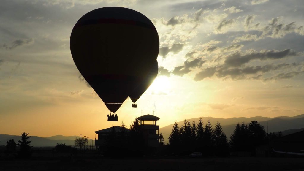 Fly with Xirli guiding hot air ballonning 6