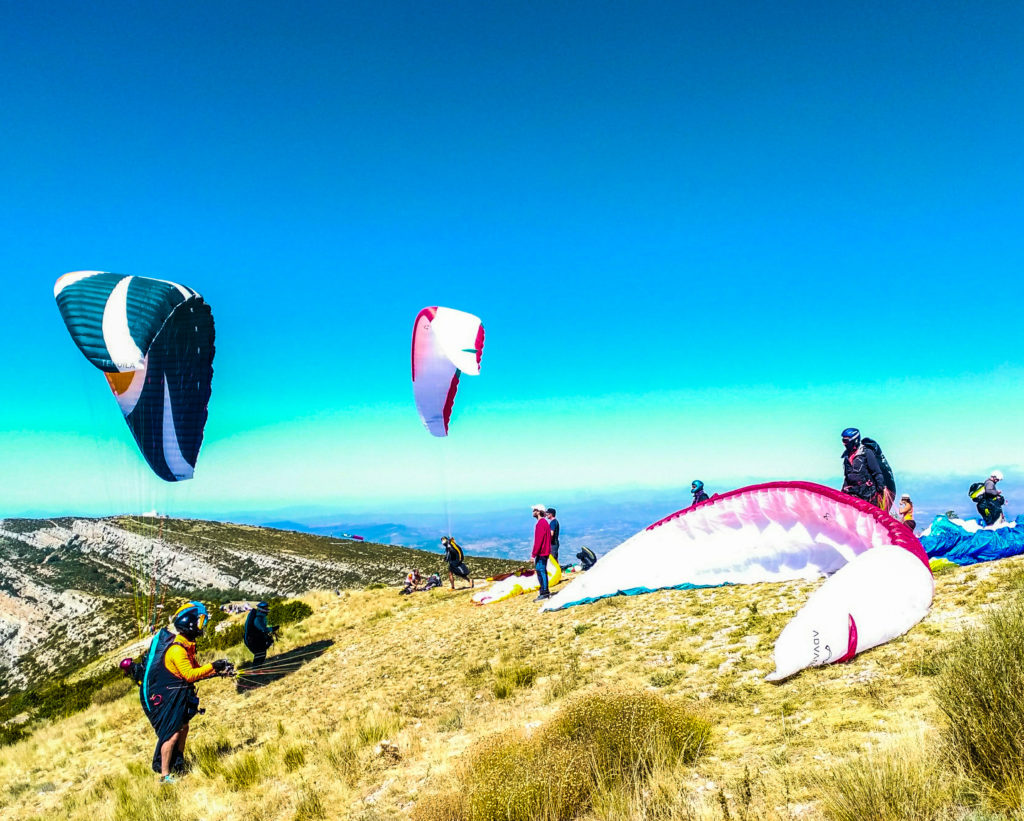 Fly with Xirli paraglding guiding pilots 15