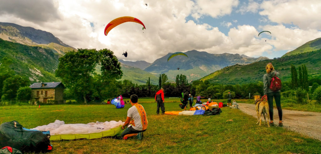 Fly with Xirli paraglding guiding pilots 17