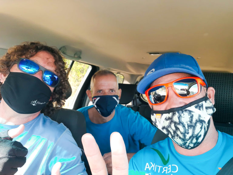 Fly with Xirli paraglding guiding pilots 5