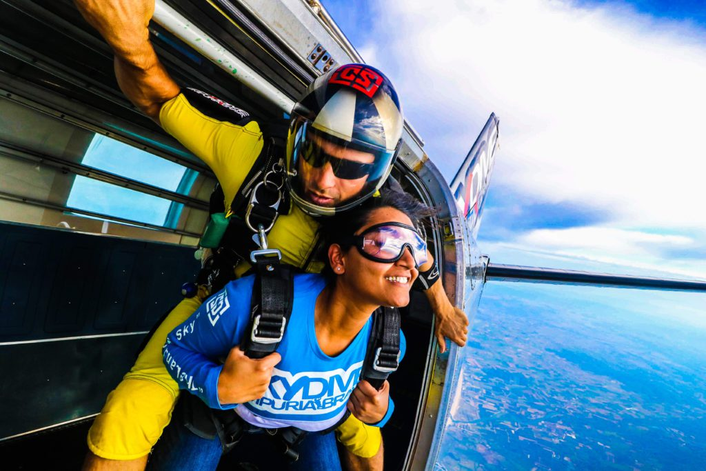 Fly with xirli skydiving tandem 2
