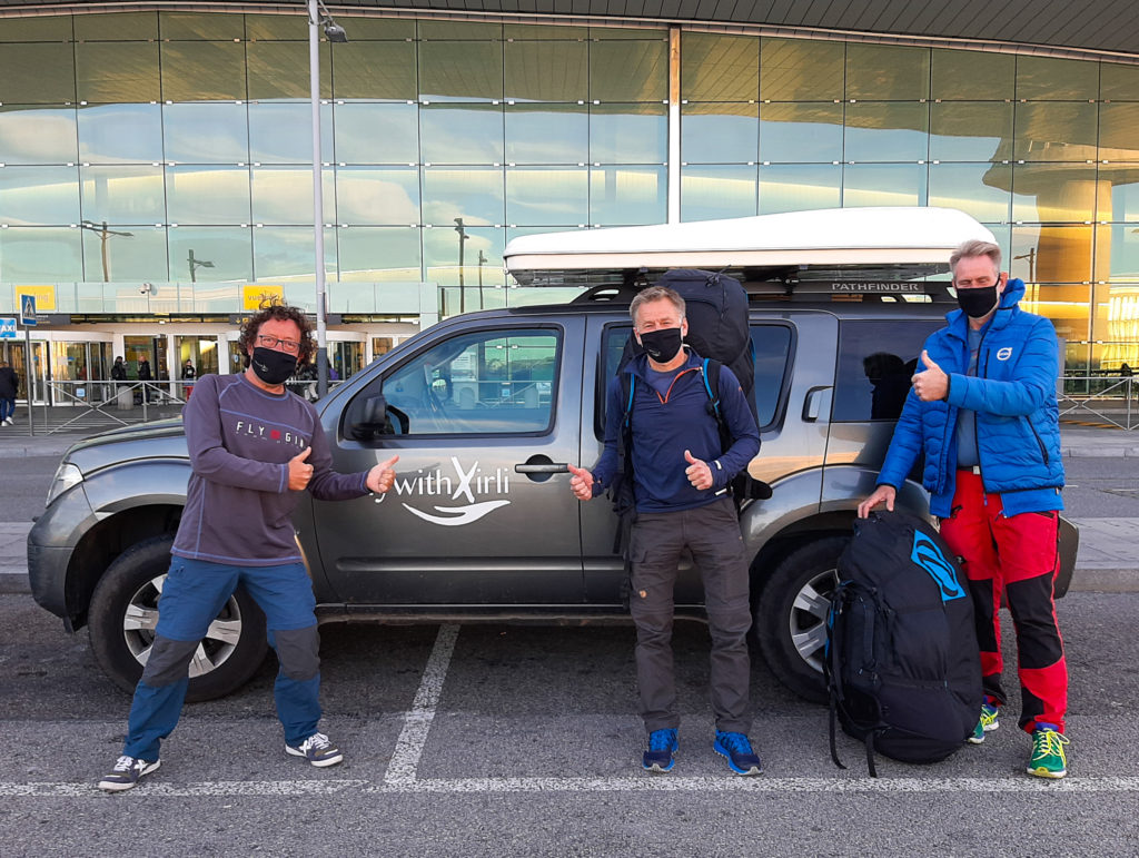 airport fly with xirli paragliding barcelona