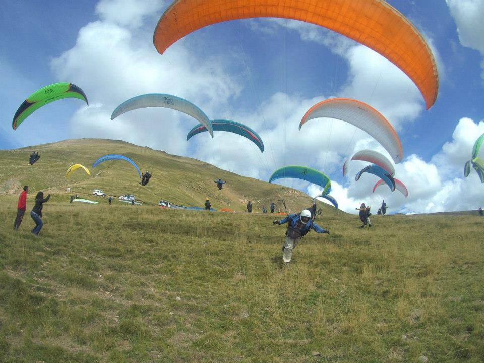 Fly with Xirli and Tandemteam escuela 8