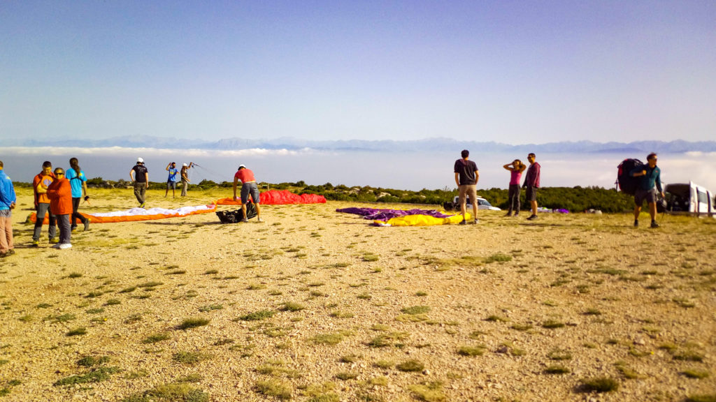 Fly with Xirli paragliding school advisor 2
