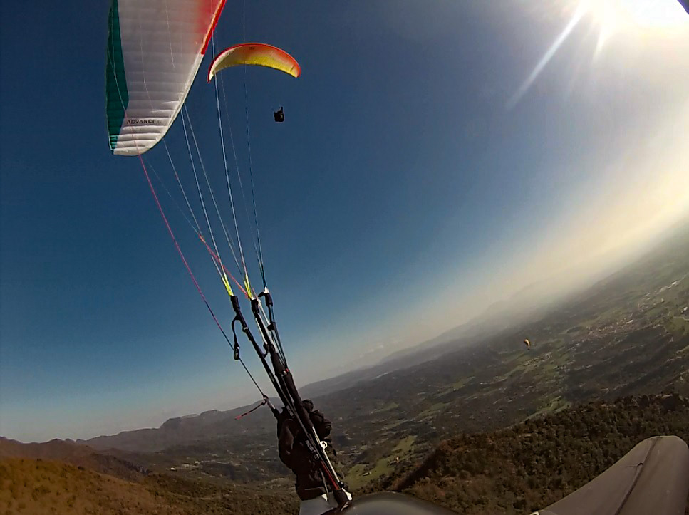 Fly with xirli guiding pilots bellmunt 1