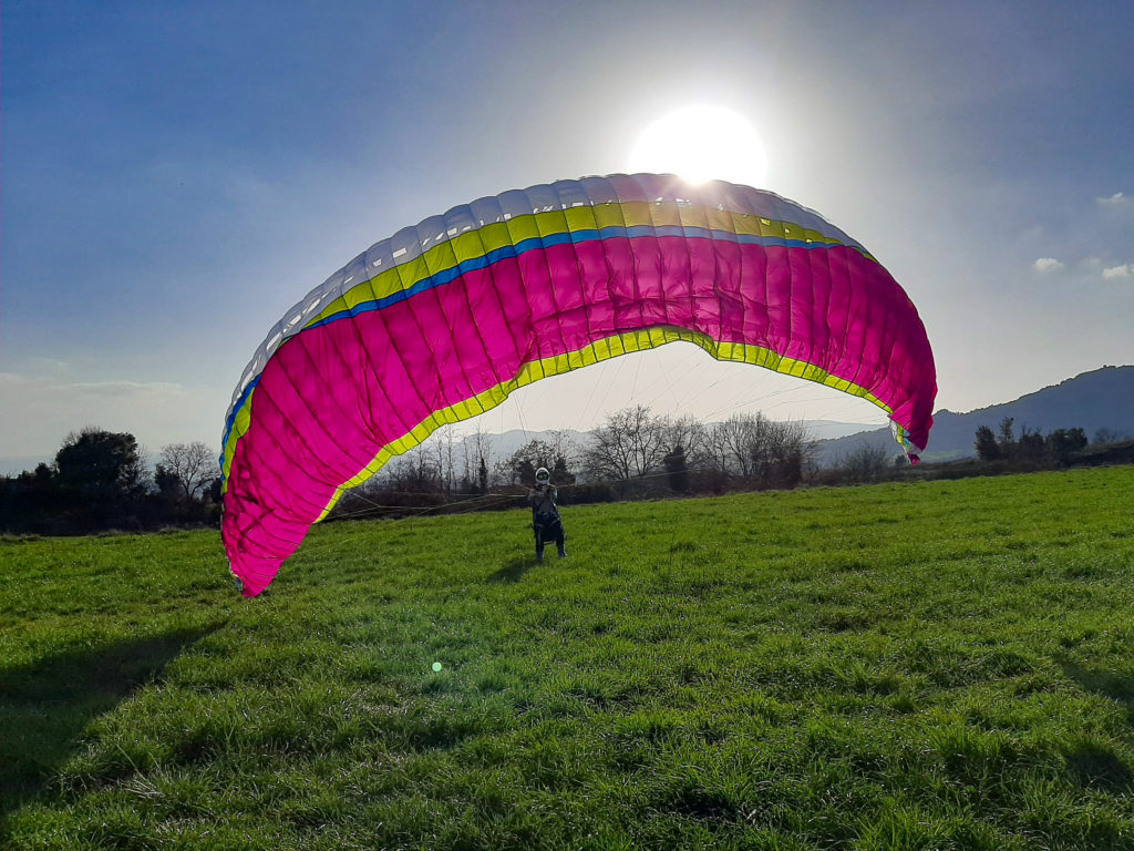 Fly with xirli guiding pilots bellmunt 18