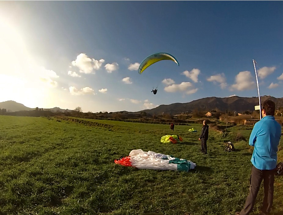 Fly with xirli guiding pilots bellmunt 21