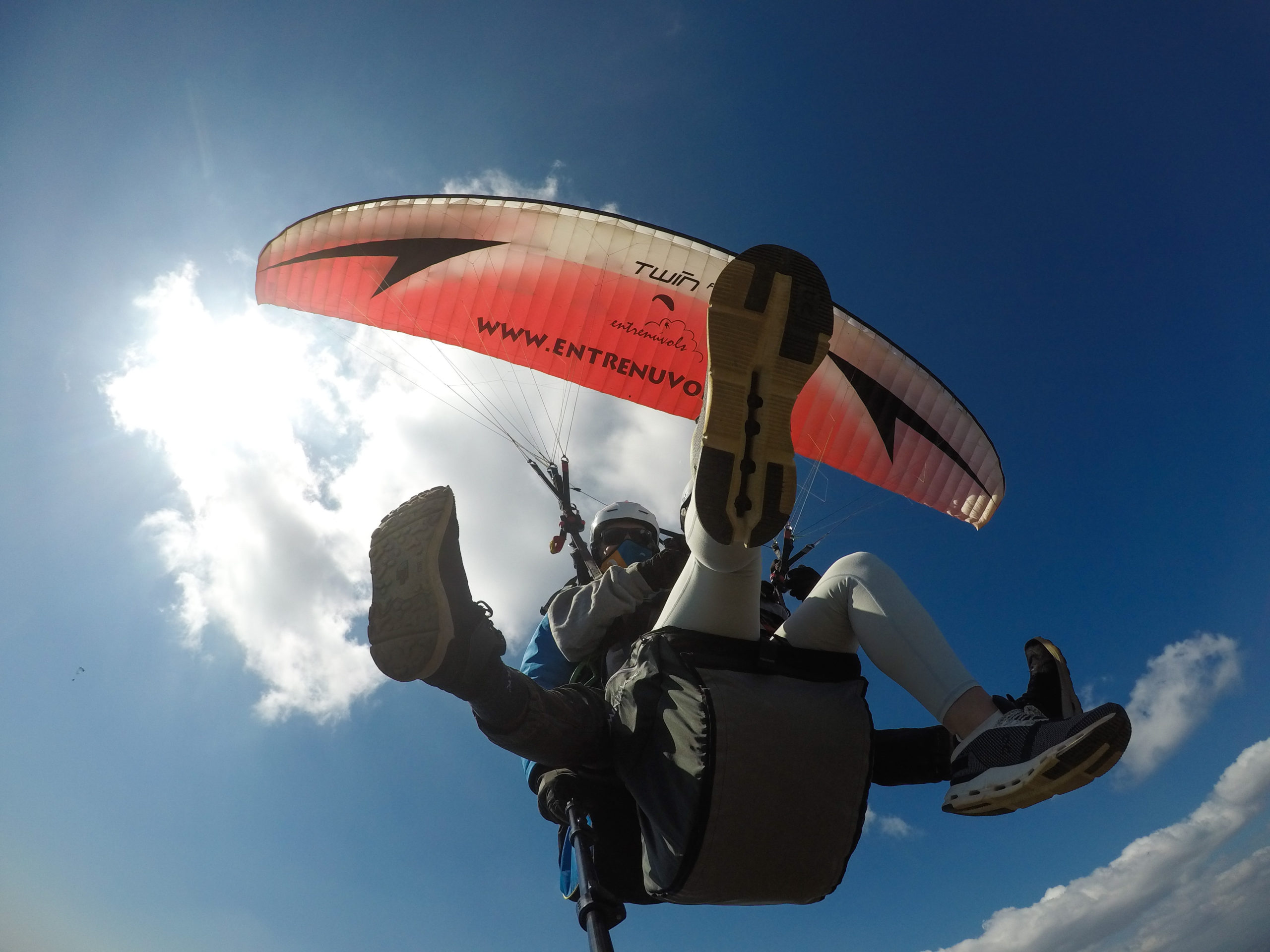 Fly with Xirli paragliding tandem 15