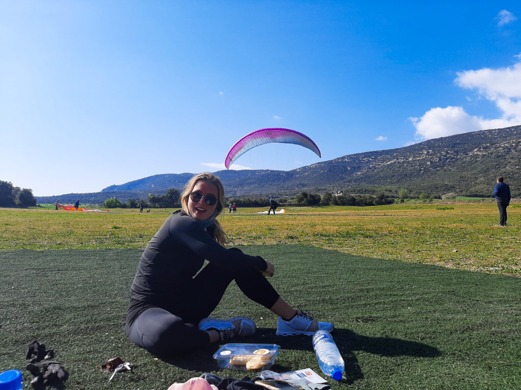 Fly with Xirli paragliding tandem 29