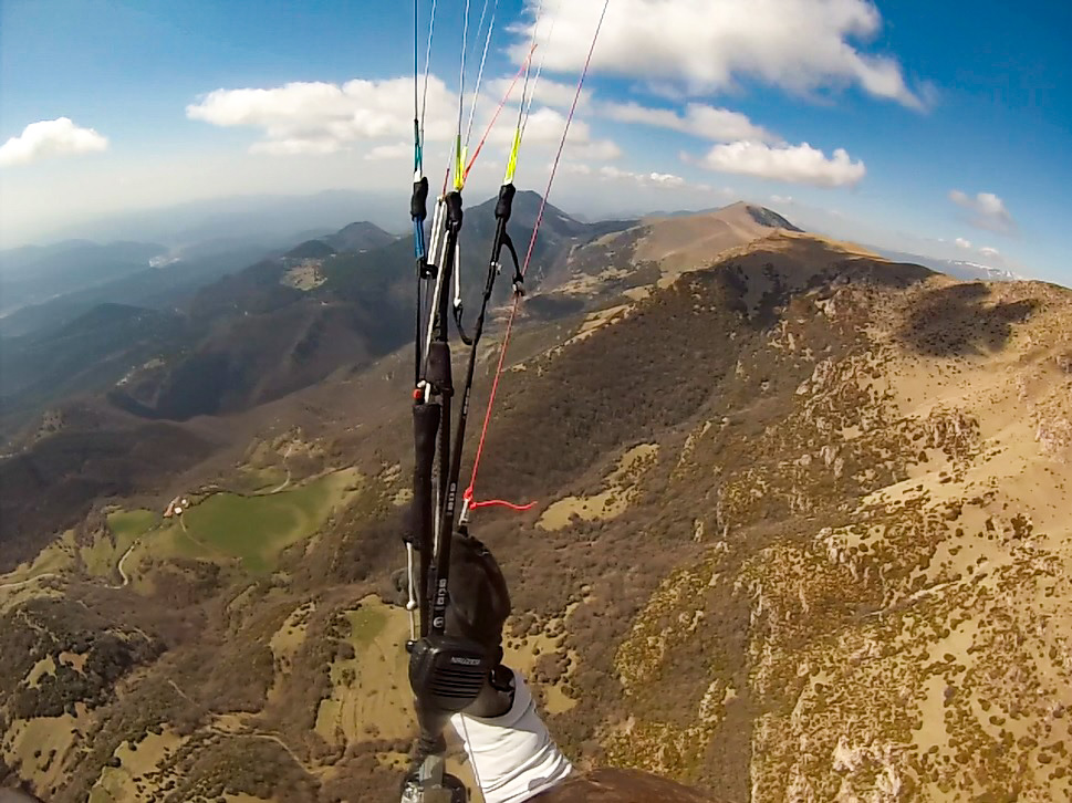 Fly with xirli paraglding guiding pilots 13
