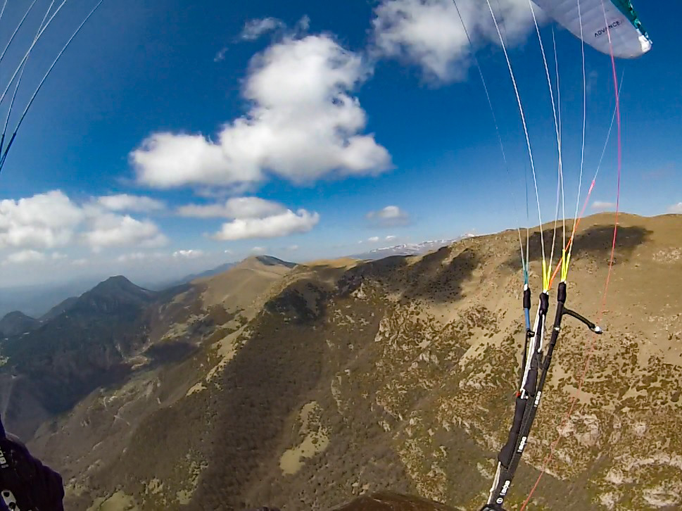 Fly with xirli paraglding guiding pilots 14