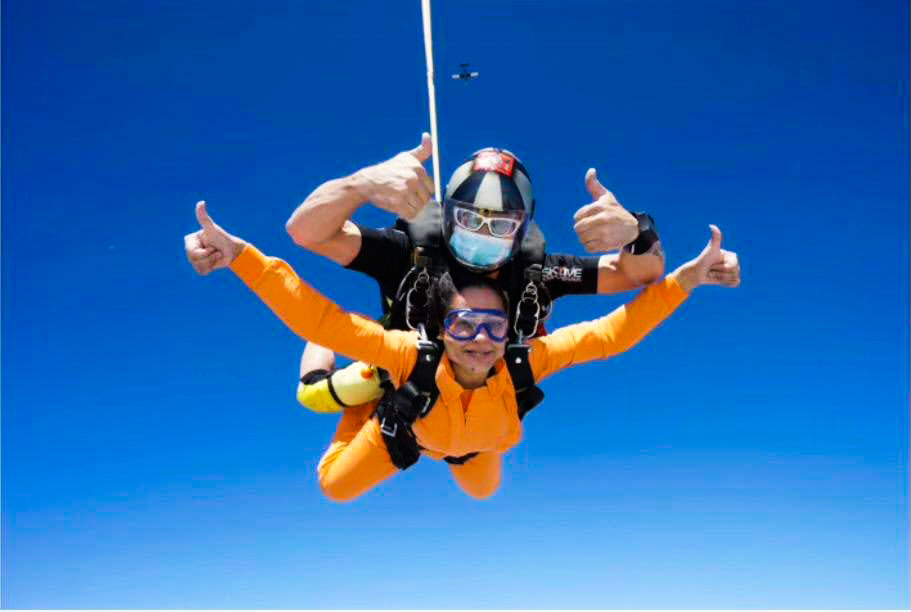 fly with xirli skydiving